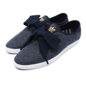 Adidas Original Relace Low Pointed Blue Sneakers 6